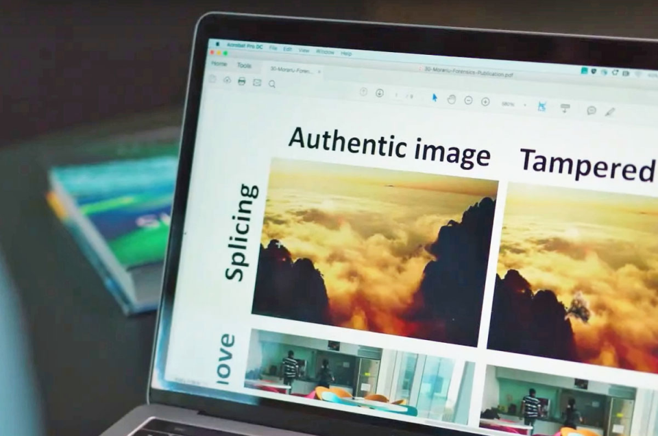 Adobe is using AI to catch Photoshopped images